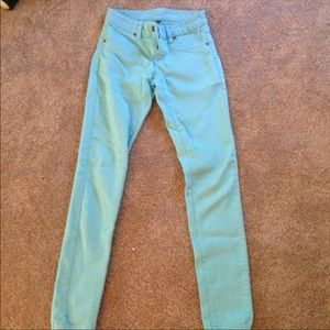 CARMAR LF straight legged blue jeans